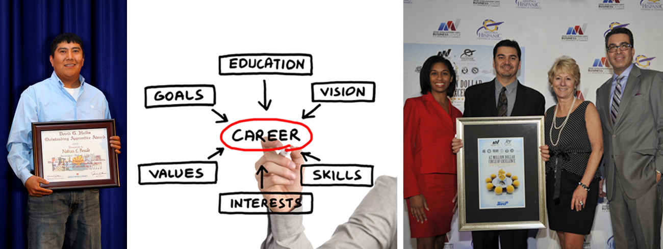 Education and career advancement